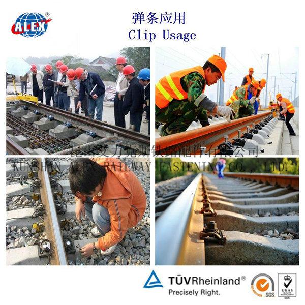 Skl Railway Fastener System for Railroad