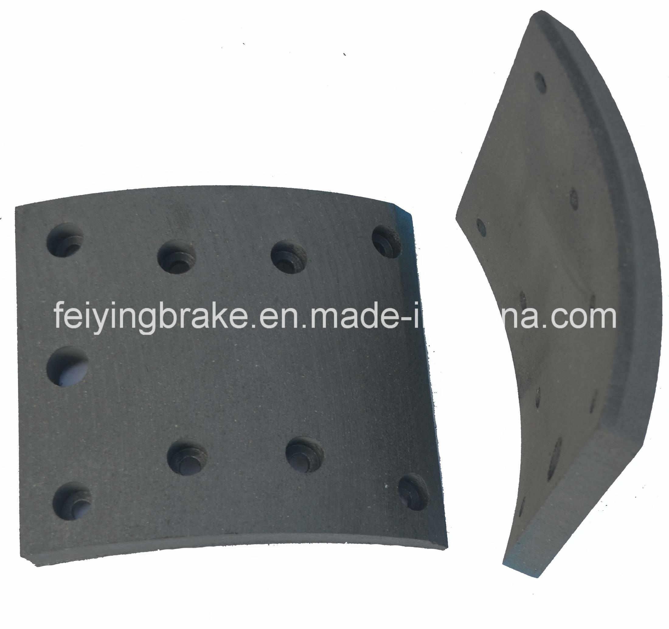 Truck Brake Lining (WVA: 19494 BFMC: MP/31/2)