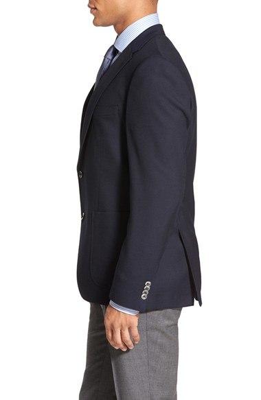 OEM Italian Latest Design Slim Fit Men′s Suits