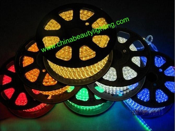 Decorative Light 110V/230V 5050SMD Waterproof ETL LED Strip Light
