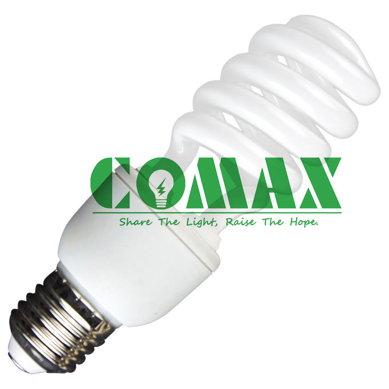 T3 CFL Light Half Spiral 20W Energy Saving Lamp