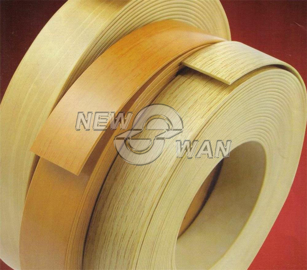 Woodgrain PVC Edge Banding Tape for Furniture
