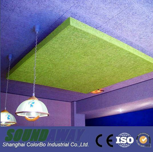 Office Melamine Fireproof 25mm Fiber Cement Board