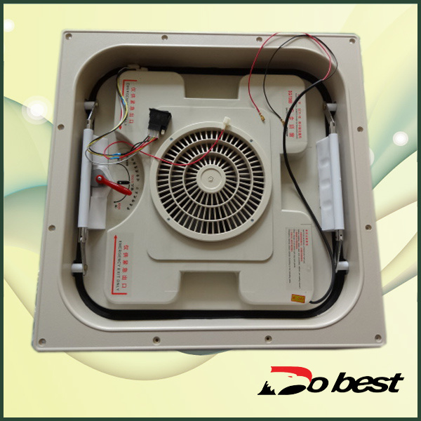 Bus Skylight with Motor and Fan