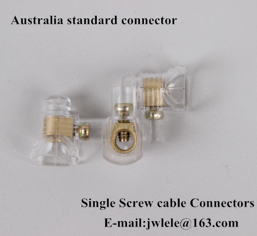 Australia Standard 35A PC Single Screw Wire Connectors