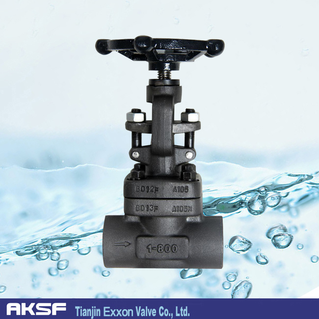 Welded Forged Gate Valve