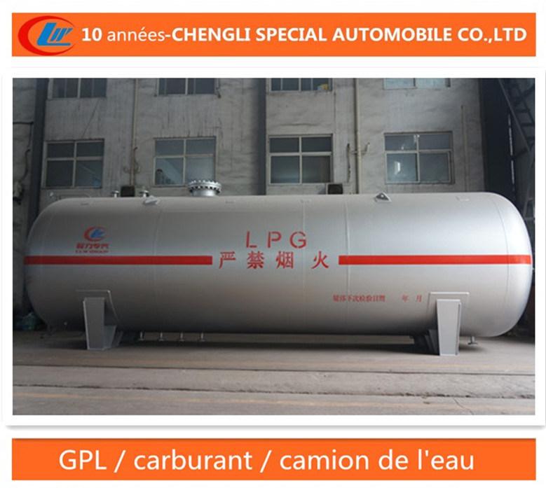 10m3 LPG Pressure Vessel 5ton 10cbm LPG Bulk Tanker