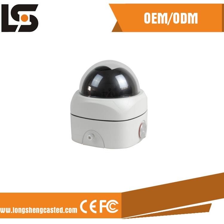 Aluminum Alloy Die Casting CCTV Camera Housing Manufacturer