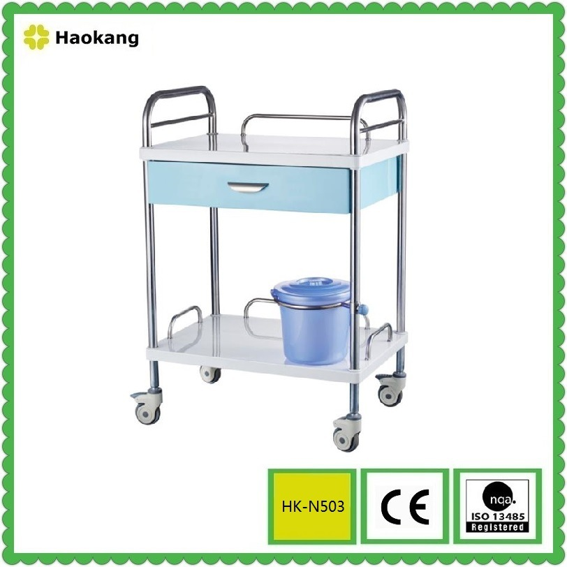 Hospital Furniture for Drug Delivery Trolley (HK-N501)