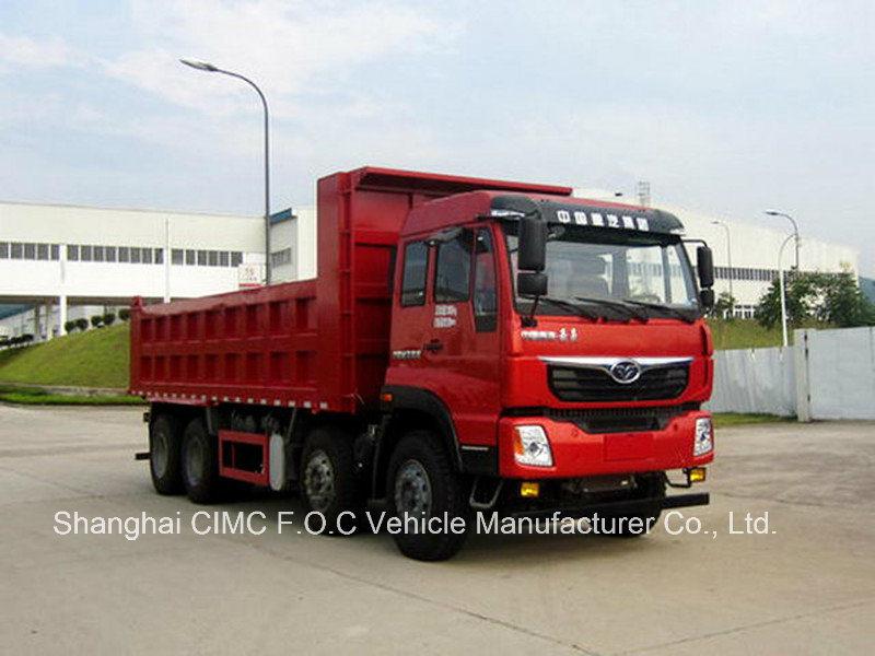 Sinotruk Man Technology Heavy Duty Hopper/ Dumper/Tipper Truck/Dump Truck
