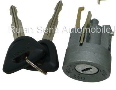 Ignition Switch Cylinder W/Key for Auto Parts