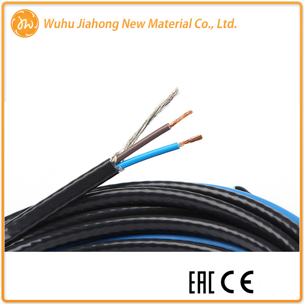 Electric Underfloor Heating System Heating Cable Under Concrete Heating Cable