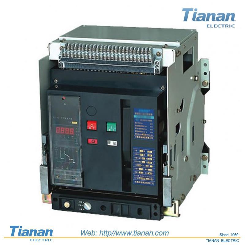 Zw32-12kv Hv Contactor Power Transmission/Distribution AC Vacuum Circuit Breaker