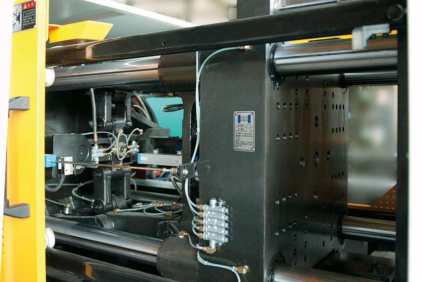 Servo Energy Saving Injection Molding Machine (KW268S)