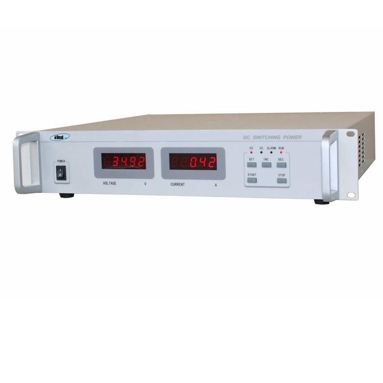 MTP Series Programmable Precision High Power Switching Mode DC Power Supply