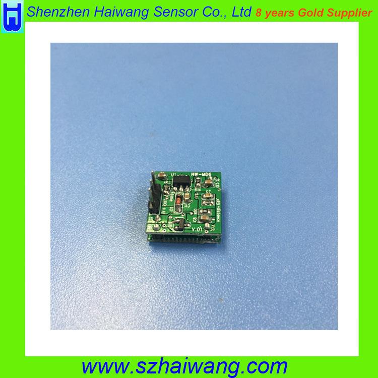 12V 24V Doppler Radar Motion Detector Module Long-Term Technical Support