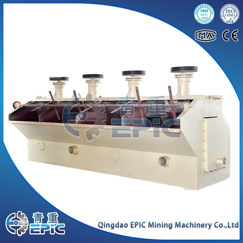 Gold Copper Ore Concentrating-Flotation Benefication Machine