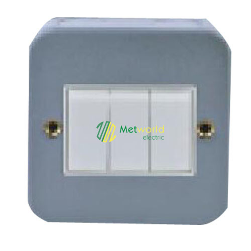 British Range GM Series Wall Switch GM 305