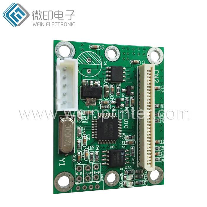 Thermal Printer Controller Board (MBTMP201)