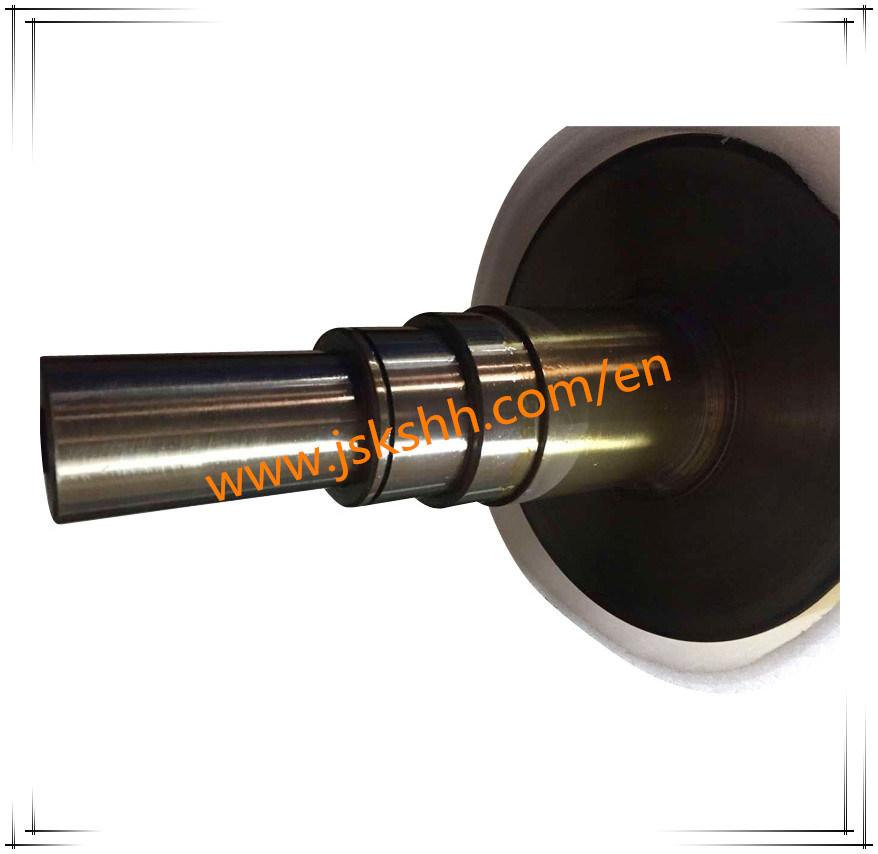Plasma Spraying Ceramic Anilox Roller for Flexo Press