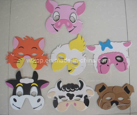 Funny EVA Foam Jungle Animal Masks (PM120)