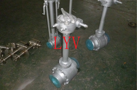 Pneumatic/Electric Fully Welded Ball Valve