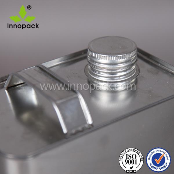 1gallon Rectangular Tin Case Manufacturer