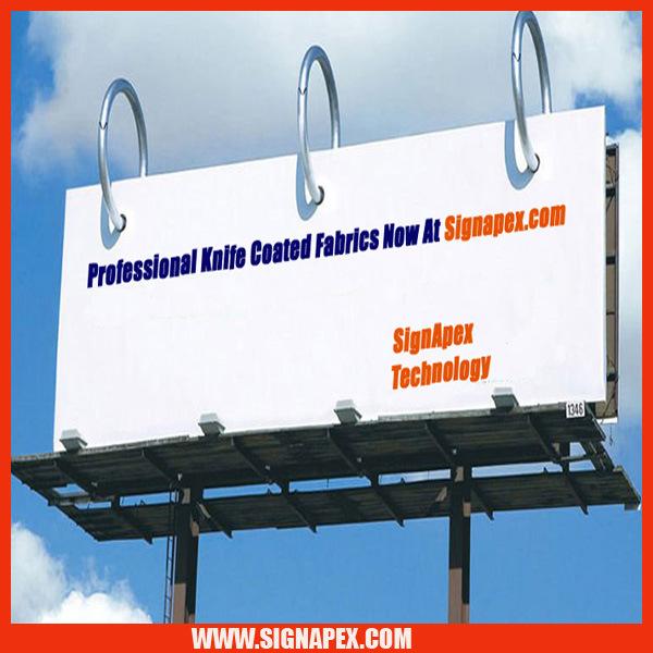 Knife Coated Frontlit Flex Banner (SKC1010 matte)