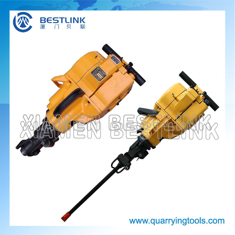 Hand Held Gasoline Petrol Pionjar 120 Yn27c Mining Rock Drill for Drilling