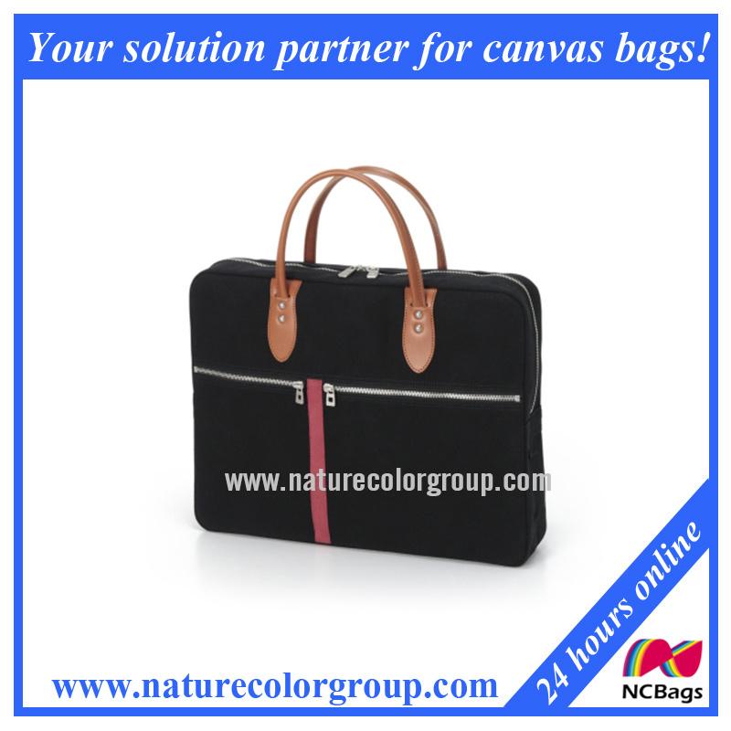 New Fashion Canvas Travel School Duffle Backpack Bag