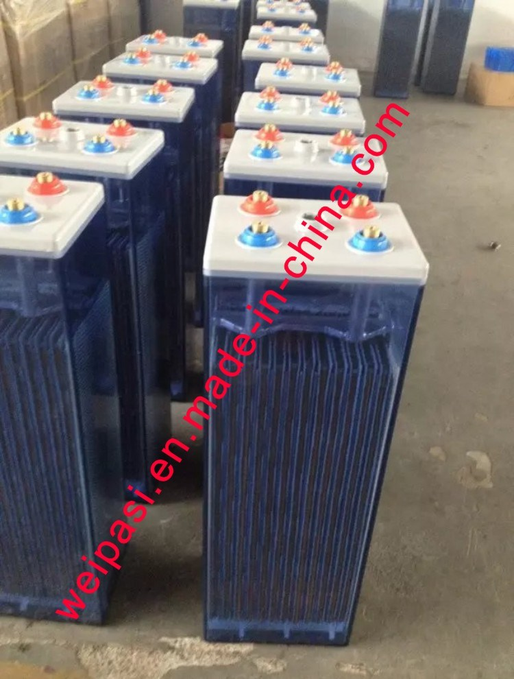 2V3000AH OPzS Battery, Flooded Lead Acid battery that Tubular Plate UPS EPS Deep Cycle Solar Power Battery VRLA Battery 5 Years Warranty, >20 years Life