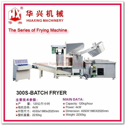 Batch Fryer Frying Machine Price