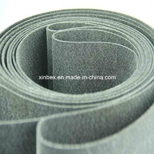 High Temperature Resistant Conveyor Belt Grey Felt Belt