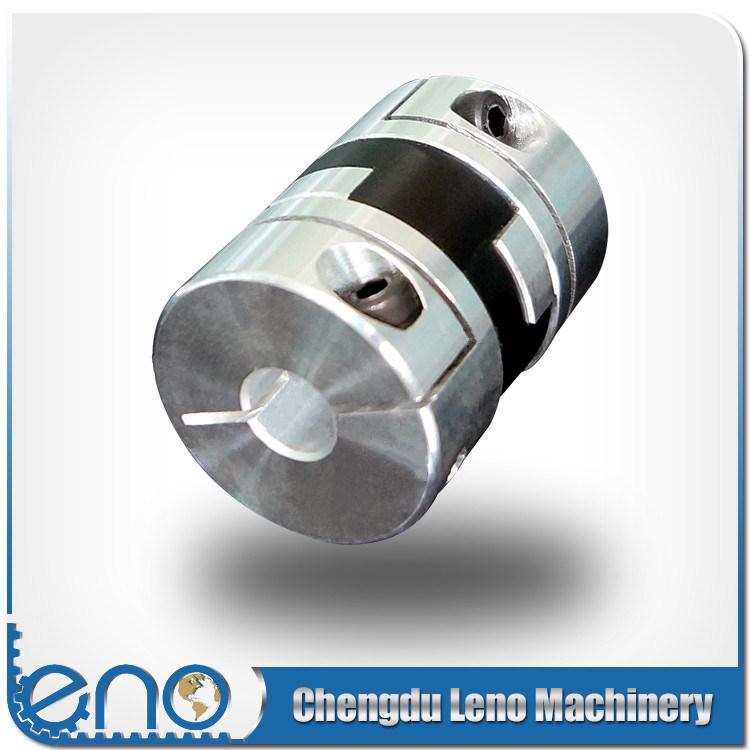D33L42 Aluminum Oldham Type Flexible Coupling