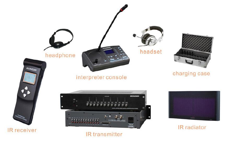 Wireless Interpreter System