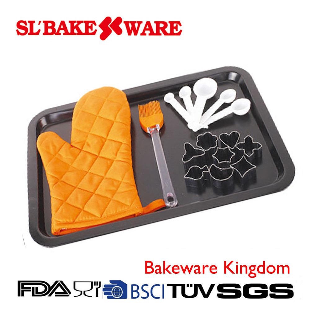 8 PCS Bake Set Carbon Steel Nonstick Bakeware (SL BAKEWARE)