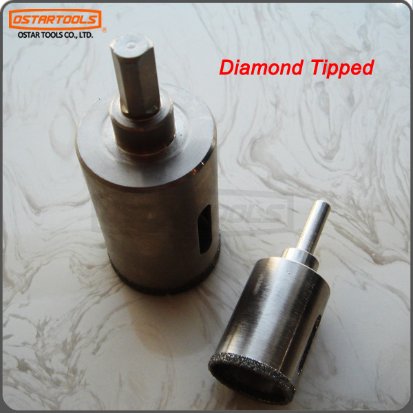 20mm Glass Tile Diamond Tipped Hole Saw Cutting Tool