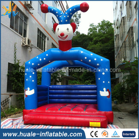 High Quality Cartoon Style Inflatable Jumping House, Bouncer for Children