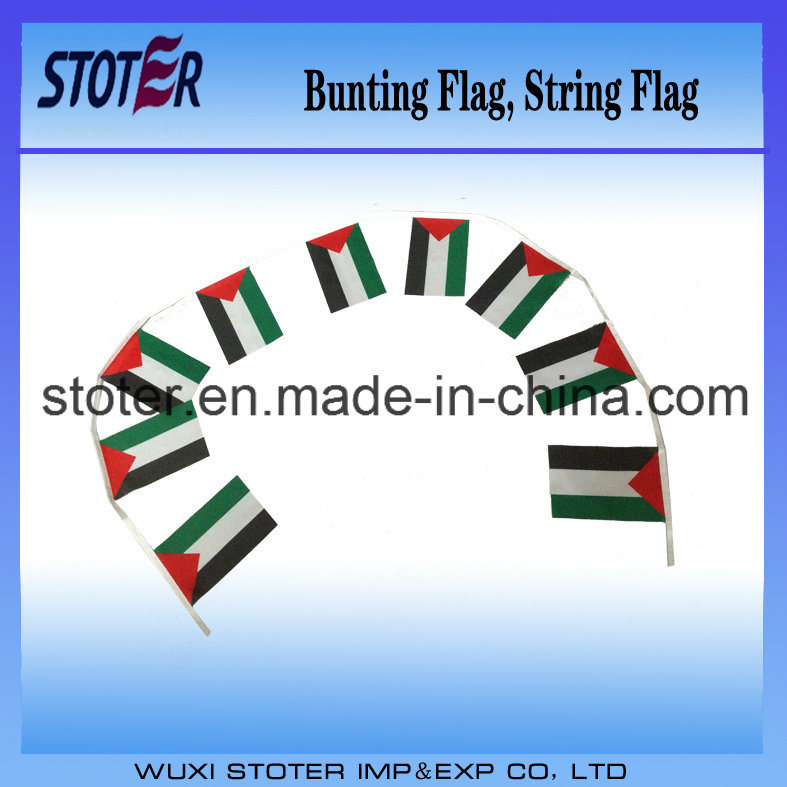 Palestine Design Bunting String Flag
