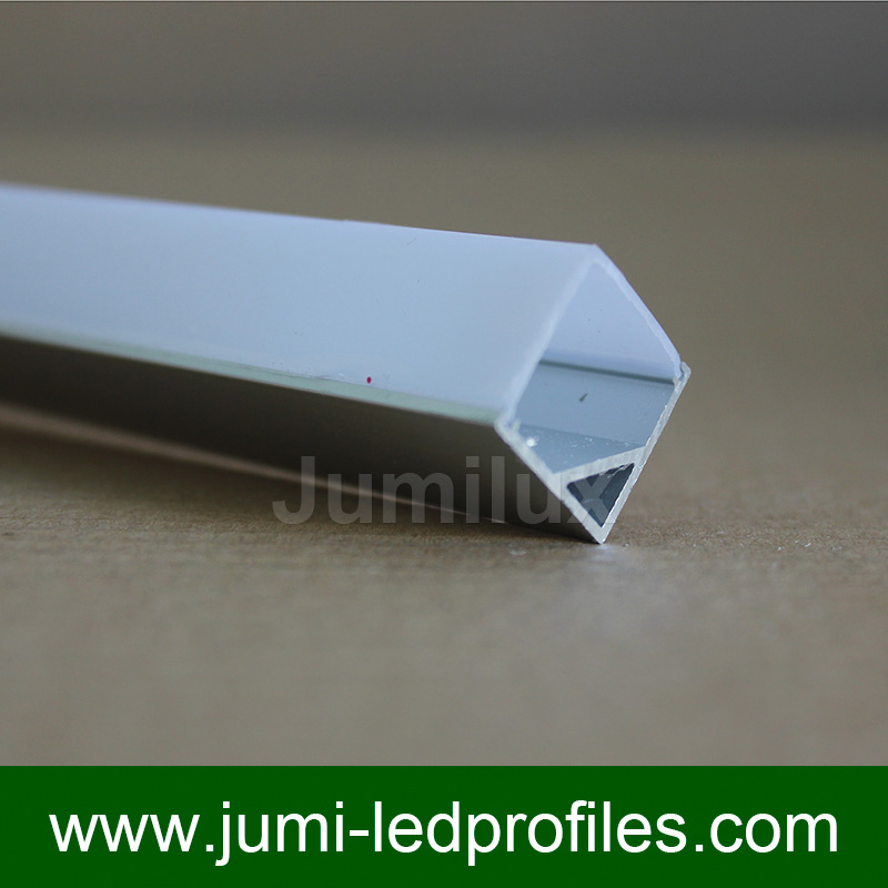 Angle LED Profile 45 Degree Beam Angle