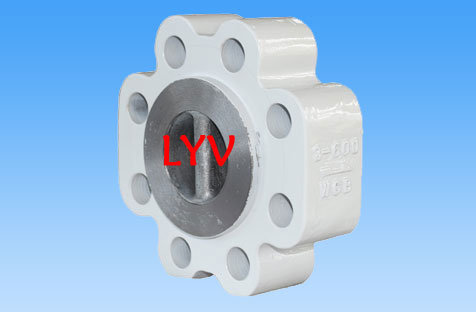 Carbon Steel Lug Type Check Valve