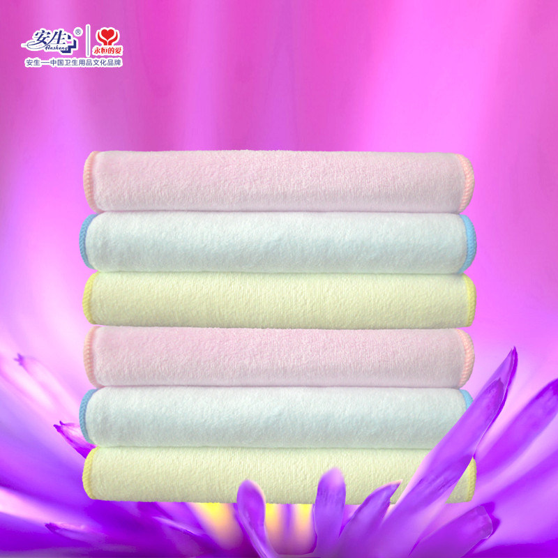 Thick and Soft Flannel Baby Wet Towel Antibacterial Towel