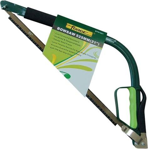 "21"" Garden Cutting Tools Steel Hacksaw Pruning Bowsaw Bow Saw"