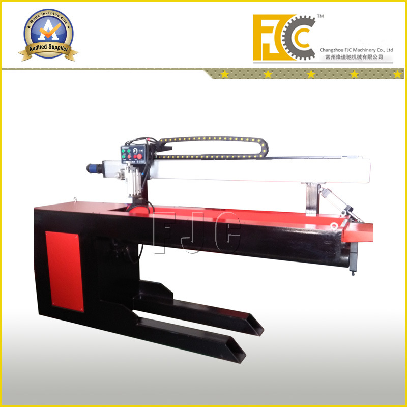 Automatic Straight Seam Welding Equipment with TIG Weld