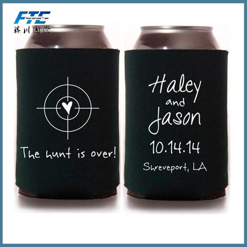 Stubby Cooler, Promotional Insulated Neoprene Can Cooler