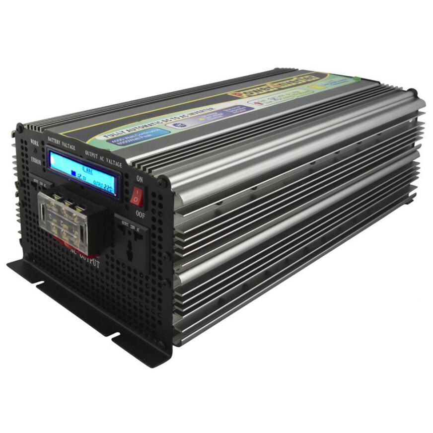 5000W DC to AC Modified Sine Wave Power Inverter