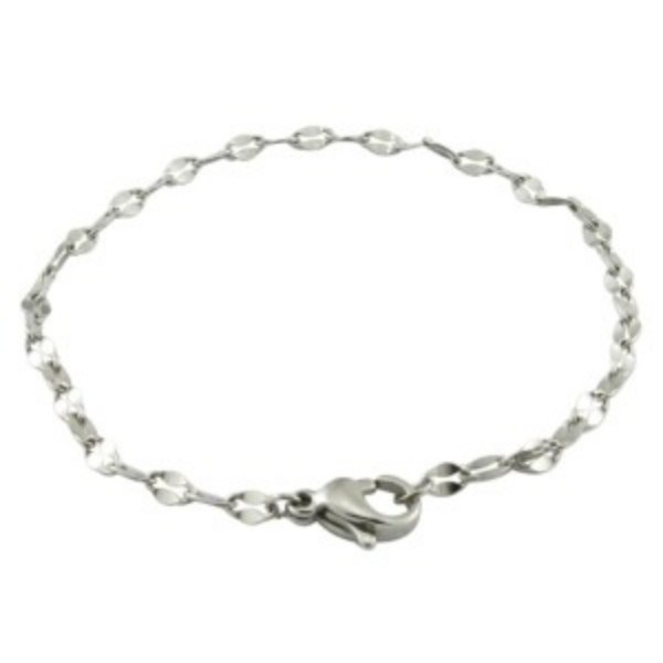 925 Sterling Silver Snake Chain and Bracelet