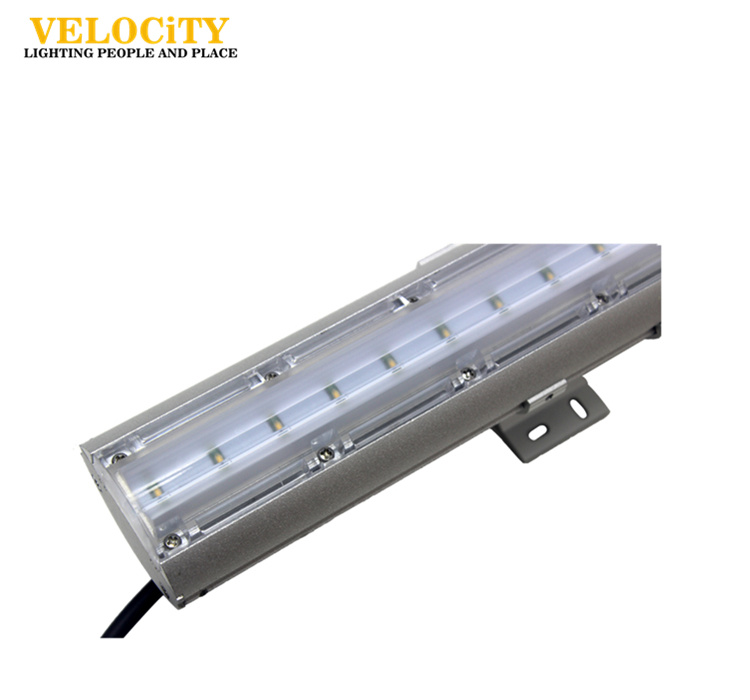High Quality LED Wall Washer for Outdoor Lighting with Acrylic Diffuser