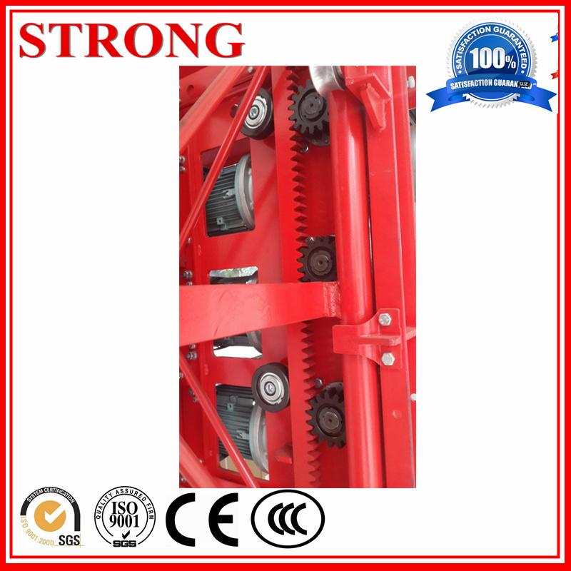 Construction Hoist Gear Rack Passenger Hoist Rack (M8)