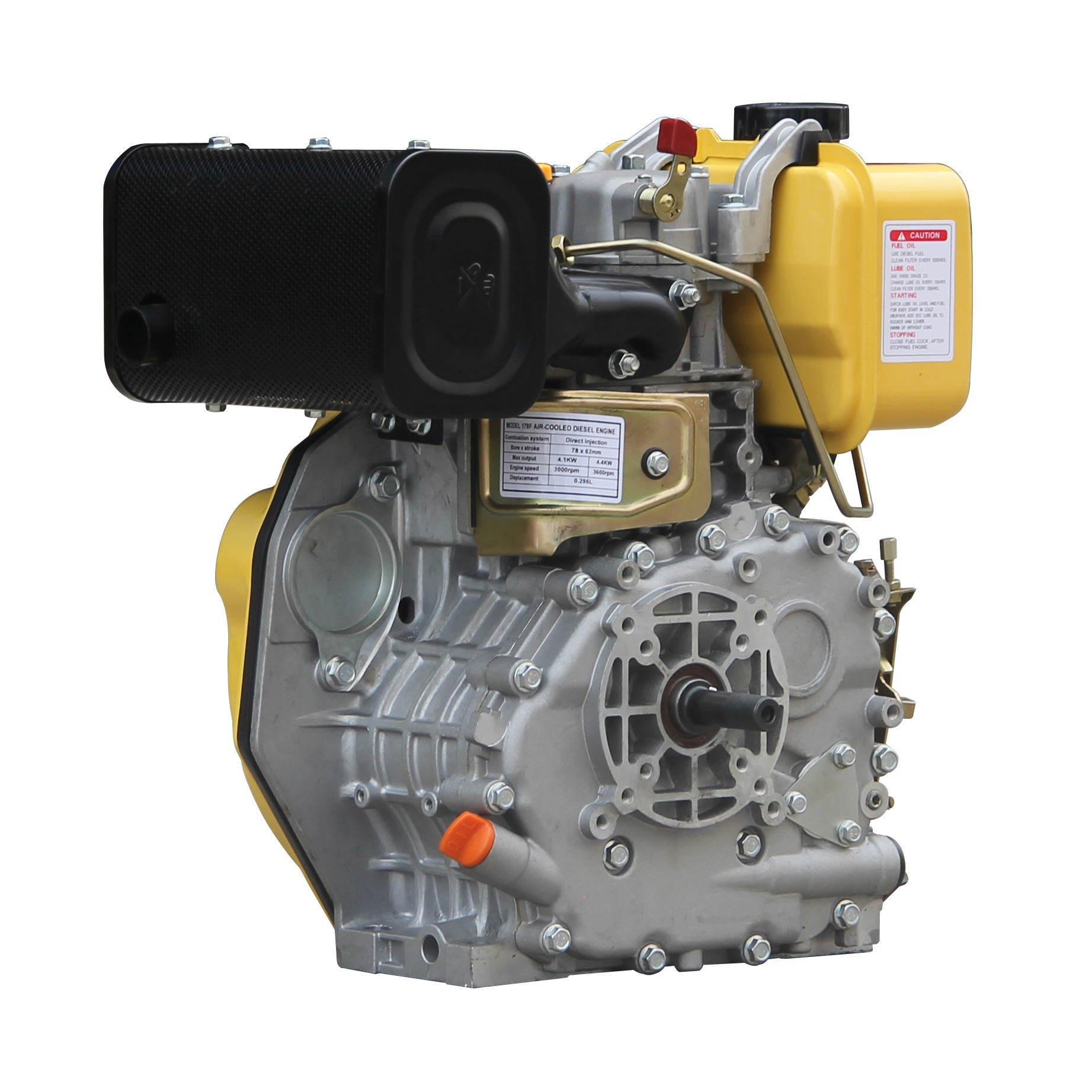 China Engine Diesel Engine 5kw 6 7HP Portable Diesel Engine Hot